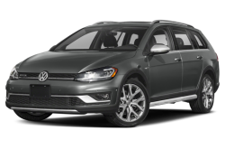 New 2018 Volkswagen Golf Alltrack