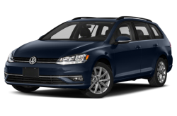 New 2018 Volkswagen Golf SportWagen