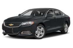 New 2019 Chevrolet Impala