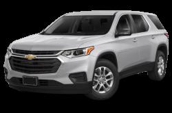 New 2019 Chevrolet Traverse Exterior
