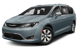 New 2019 Chrysler Pacifica Hybrid