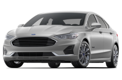 New 2019 Ford Fusion Hybrid