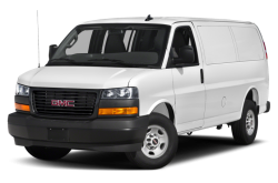 New 2019 GMC Savana 2500