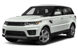 New 2019 Land Rover Range Rover Sport