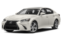 New 2019 Lexus GS 350