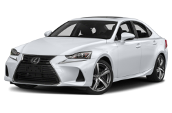 New 2019 Lexus IS 350