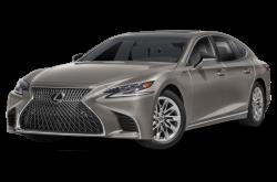 New 2019 Lexus LS 500