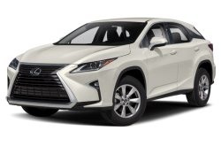 New 2019 Lexus RX 350