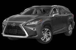 New 2019 Lexus RX 350L