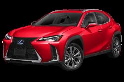 New 2019 Lexus UX 250h