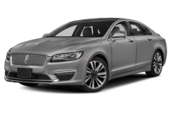 New 2019 Lincoln MKZ