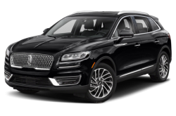 New 2019 Lincoln Nautilus