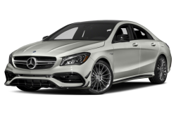 New 2019 Mercedes-Benz AMG CLA 45