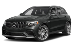 New 2019 Mercedes-Benz AMG GLC 63