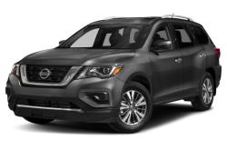 New 2019 Nissan Pathfinder