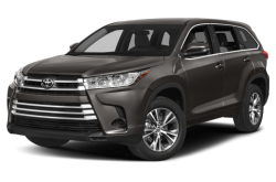 New 2019 Toyota Highlander Exterior