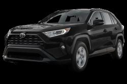 New 2019 Toyota RAV4 Hybrid