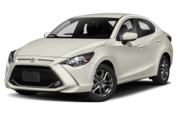 New 2019 Toyota Yaris Sedan