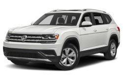 New 2019 Volkswagen Atlas Exterior