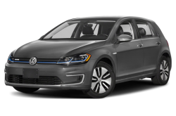 New 2019 Volkswagen e-Golf