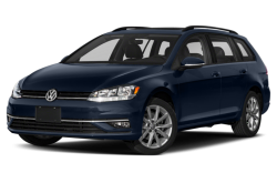 New 2019 Volkswagen Golf SportWagen