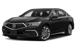 Picture of the 2020 Acura RLX
