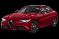 Picture of the 2020 Alfa Romeo Giulia