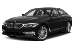 New 2020 BMW 540