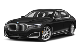 Picture of the 2020 BMW 740