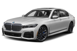 Picture of the 2020 BMW 750