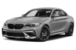 Picture of the 2020 BMW M2