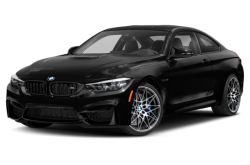Picture of the 2020 BMW M4