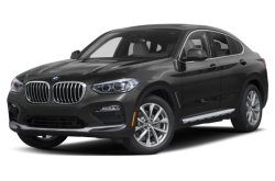 Picture of the 2020 BMW X4