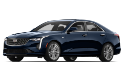 New 2020 Cadillac CT4