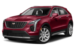 New 2020 Cadillac XT4
