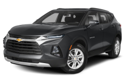 New 2020 Chevrolet Blazer