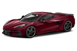 Picture of the 2020 Chevrolet Corvette