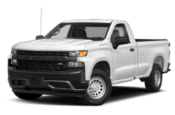 Picture of the 2020 Chevrolet Silverado 1500