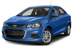 Picture of the 2020 Chevrolet Sonic