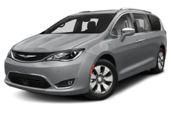 Picture of the 2020 Chrysler Pacifica Hybrid