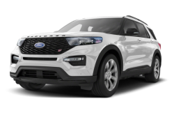 Edge Vs Explorer >> 2020 Ford Edge Vs 2020 Ford Explorer Compare Reviews