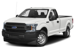 Picture of the 2020 Ford F-150