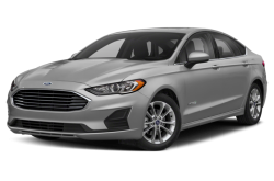 Picture of the 2020 Ford Fusion Hybrid