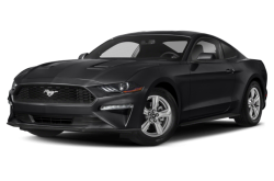 Picture of the 2020 Ford Mustang