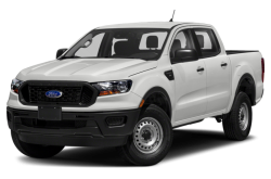 Picture of the 2020 Ford Ranger
