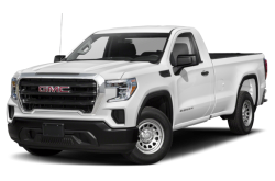 Picture of the 2020 GMC Sierra 1500