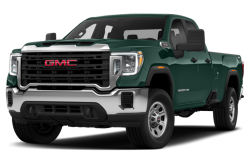 New 2020 GMC Sierra 3500HD