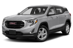 New 2020 GMC Terrain