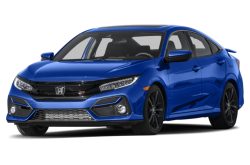 Picture of the 2020 Honda Civic Si