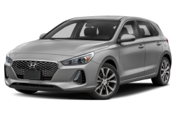 Picture of the 2020 Hyundai Elantra GT